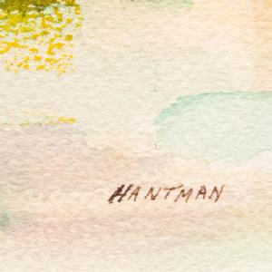 Murray Hantman (1904-1999): Coast Drydock, Rockland, ME; and Pemaquid Beach