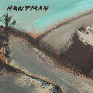 Murray Hantman (1904-1999): Norton Ledge; Gull Rock; and Maine Coast: Two Views