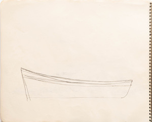William Thon (1906-2000): Sketchbook