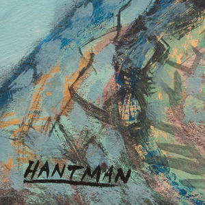 Murray Hantman (1904-1999): Deep Cove; and Rocky Cove