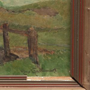 Hugo Charlemont (1850-1939): Lighthouse