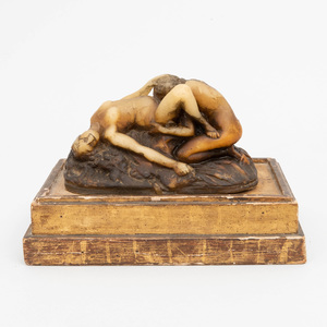 After Jef Lambeaux (1852-1908): Lovers