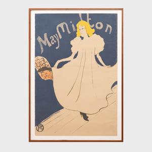 Henri de Toulouse-Lautrec (1864-1901): May Milton