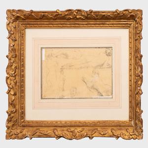 Henri Fantin-Latour (1836-1904): Nude Studies