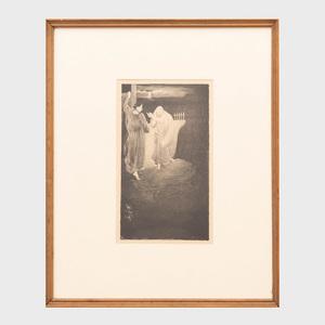 Ker Xavier Roussel (1867-1944): Noli Me Tangere