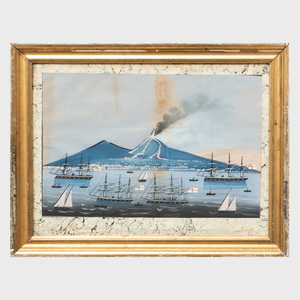 European School: The Bay of Naples