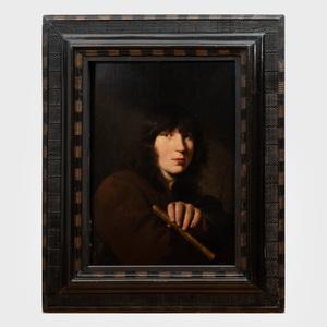 Salomon de Bray (1597-1664): The Flute Player