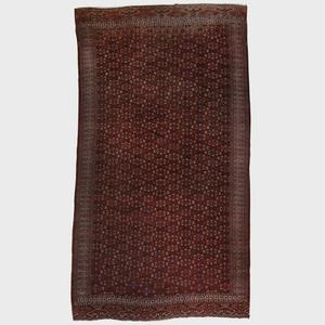 Turkmen Red Ground Carpet
