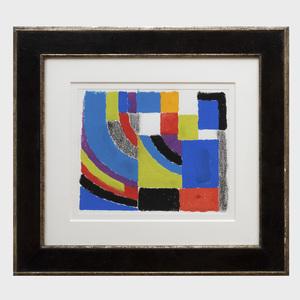 Sonia Delaunay (1885-1979): Rhythme-couleur