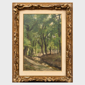 Gyula Rudnay (1878-1957): In the Forest