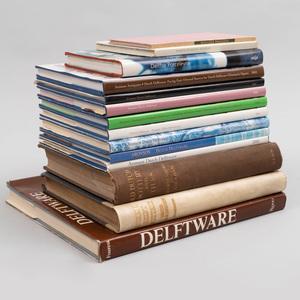 Group of Fourteen Books on Delft