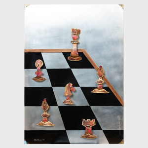 Alex Kovacs: Chess