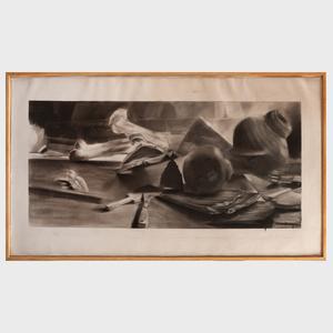 Tula Telfair (b. 1961): Untitled