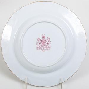 Ashworth's Ironstone Dinner Service