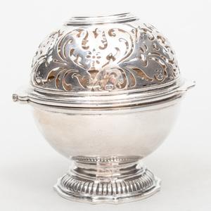 Continental Silver Vinaigrette