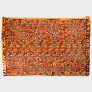 Indian Embroidered Textile