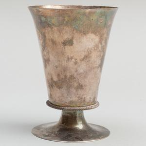 Charles II Silver Beaker