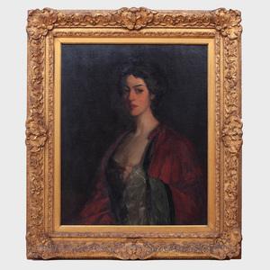 Robert Henri (1865-1929): Katherine Cecil Sanford