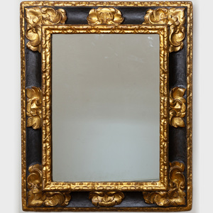 Italian Giltwood Picture Frame Mirror