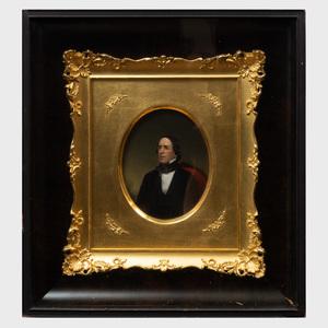 American School: Portrait of Jacob Osgood