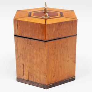Birdseye Maple Decanter Box