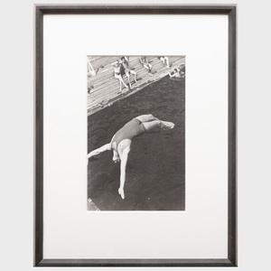 Alexander Rodchenko (1891-1956): Dive