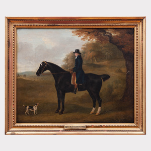 Attributed to John Sartorius (1759-1830): Gentleman Rider