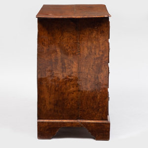 Fine George II Yewood  Chest of Drawers