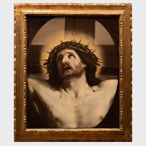 Circle of Guido Reni (1575-1642): The Crucifixion