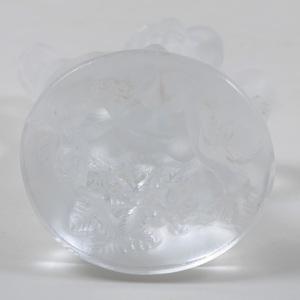 Lalique Glass 'Le Faune' Sculpture