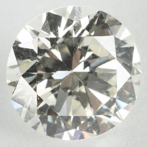 Unmounted Round Diamond