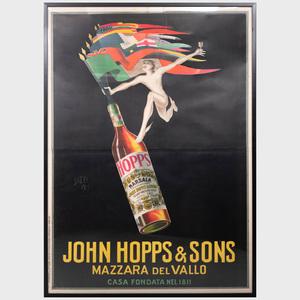 Mario Bazzi (1891-1954): John Hopps & Sons