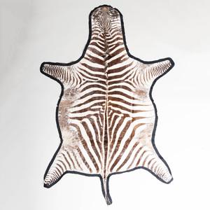 Large Zebra Skin Rug