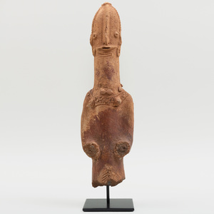 Bura Terracotta Figure, Niger
