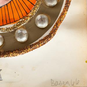 Dan Basen (1939-1970): Untitled (Luck)