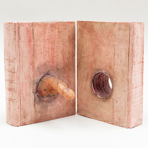 Barton Benes (1942-2012): Untitled (Penis Book)