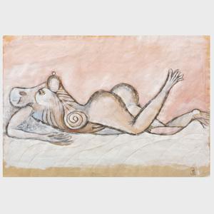 Robert Muller (1920-2003): Untitled