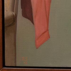 Ron Schwerin (b. 1940): Standing Nude