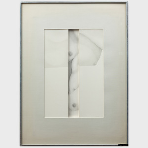 Paul Waldman (b. 1936): Bodyscape
