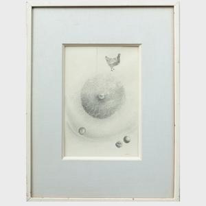Paul Waldman (b. 1936): Strange Fruit