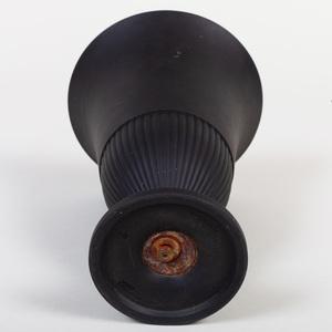 Wedgwood Basalt Flower Vase
