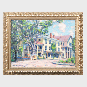 John W. Bentley (1880-1951): Ye Olde Woodstock Inn
