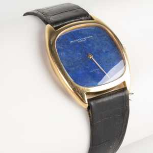 Gentlemans Vacheron & Constantin 18k Gold Wristwatch