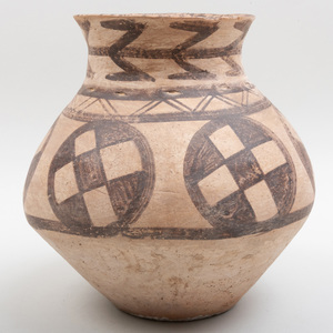 Chinese Neolithic Painted Pottery Jar, Majiayao Culture