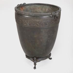 Italian Neoclassical Style Bronze Bucket
