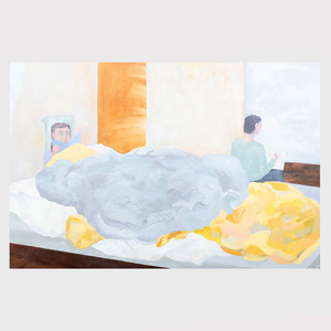 Dave Miko (b. 1974): Bed