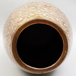 Chinese Cloisonné Garden Seat
