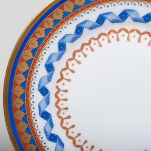 Ginori Porcelain Part Service