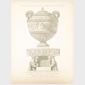 Giovanni Battista Piranesi (1720-1778): A Milord Marchese di Carmarthen; Al Signor Giovanni; and A Sua Eccellenza il Signor Conte di Lincoln