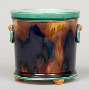 Wedgwood Splash Glazed Porcelain Jardinière
